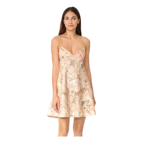ZIMMERMANN bowerbird sun dress - NOTE: Zimmermann uses special sizing. Please see Size & Fit...