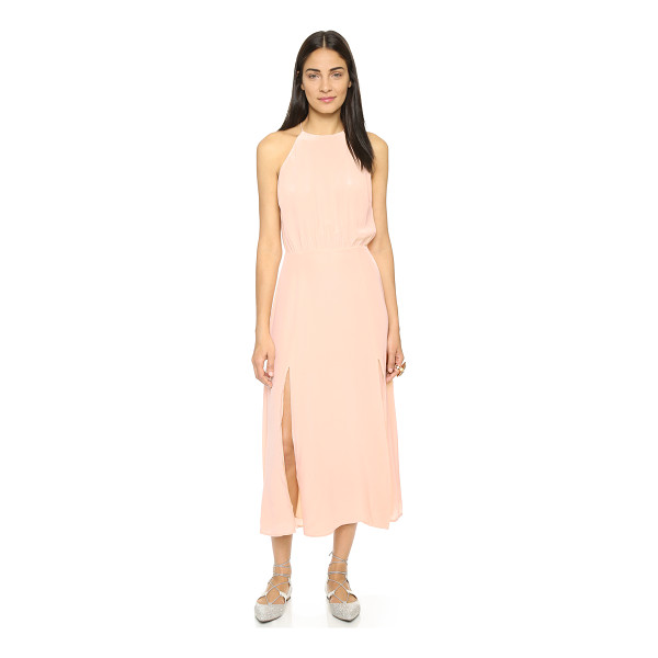 ZIMMERMANN Silk picnic dress - A relaxed silhouette lends effortless appeal to this...