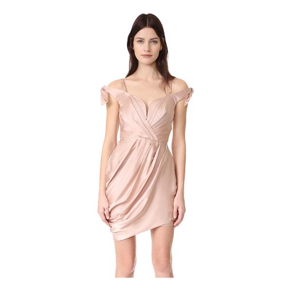 ZIMMERMANN winsome drape cocktail dress - NOTE: Zimmermann uses special sizing. Please see Size & Fit...