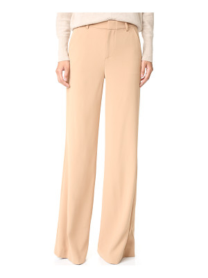 Alice + Olivia paula slim high waisted pants