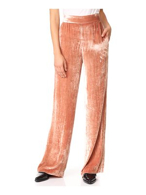 ALICE + OLIVIA Raquel Wide Leg Pants