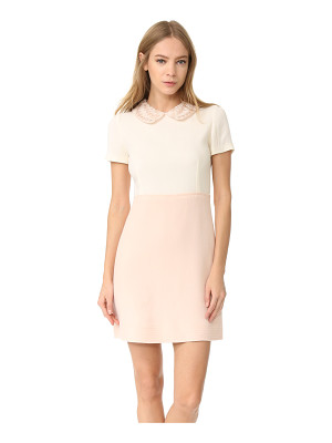 Amelia Toro wool crepe dress