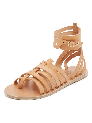Ancient Greek Sandals Zaira gladiator sandals