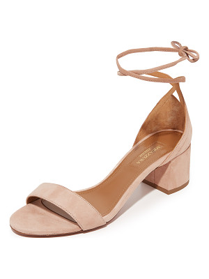 AQUAZZURA City 50 Sandals