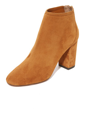 Aquazzura downtown booties