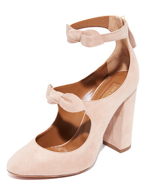 AQUAZZURA Sandy 105 Pumps