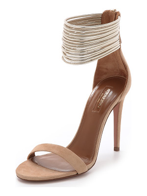 Aquazzura Spin me around sandals