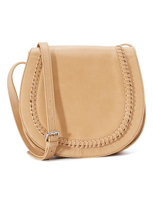 Ash Clover saddle bag