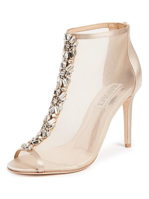 BADGLEY MISCHKA Moss Ankle Booties