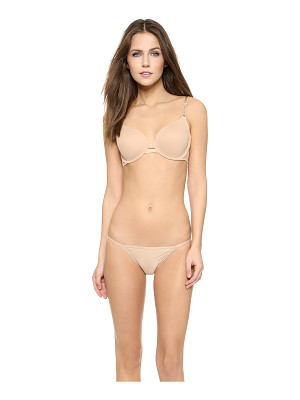Calvin Klein Underwear invisibles full coverage contour bra