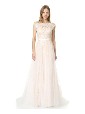 Catherine Deane harlow gown