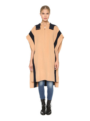 Cedric Charlier Oversized cape