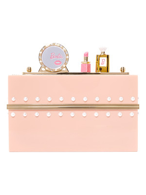 CHARLOTTE OLYMPIA X Barbie World Clutch Box