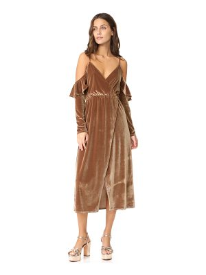 CLAYTON Velour Sandee Dress