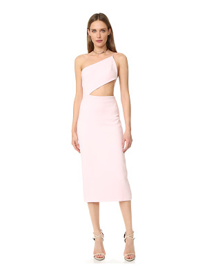 Cushnie et Ochs asymmetrical bodice dress