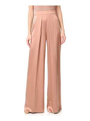 Cushnie et Ochs high waisted wide leg pants