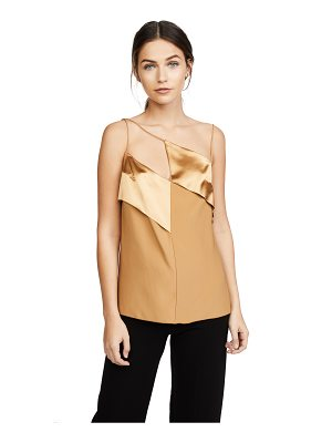 Dion Lee diagonal cami