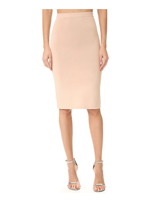 Dion Lee reversible split skirt