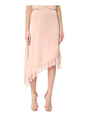 Elizabeth and James ailie asymmetric ruffle skirt