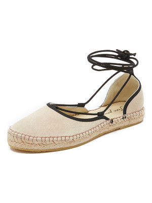 FREE PEOPLE Marina Lace Up Espadrilles