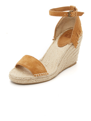 FRYE Lila Feather Wedges