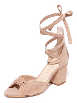 ISA TAPIA Carina Wrap City Sandals