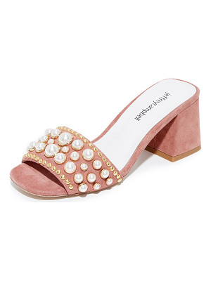 JEFFREY CAMPBELL Parr Embellished Sandals