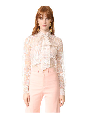 Julianna Bass mathilda blouse