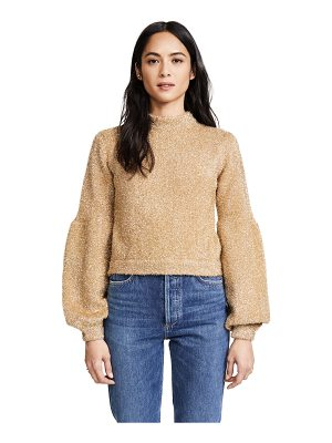 KEEPSAKE Restless Knit Pullover