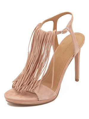 KENDALL + KYLIE Aries Fringe Sandals