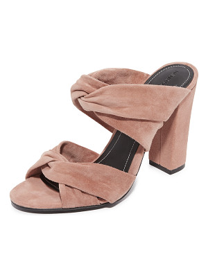 KENDALL + KYLIE demy heeled mules