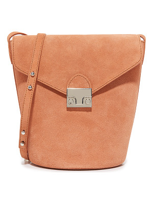 LOEFFLER RANDALL Flap Bucket Bag