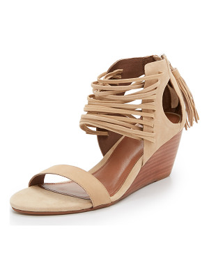 MATIKO Bryn Strappy Wedge Sandals