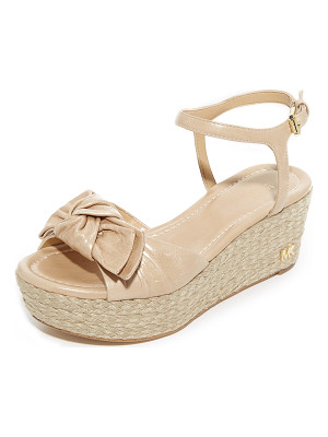 MICHAEL MICHAEL KORS Willa Mid Wedges