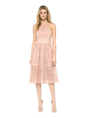 MINISTRY OF STYLE Allure Floaty Dress