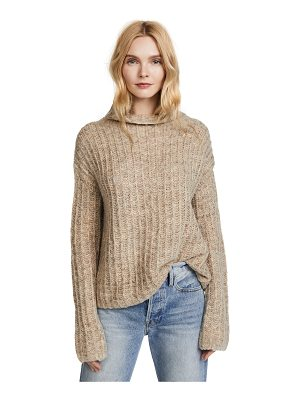 PAM & GELA Funnel Neck Sweater
