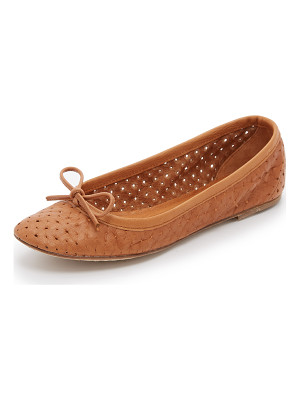 PEDRO GARCIA Abery Perforated Flats