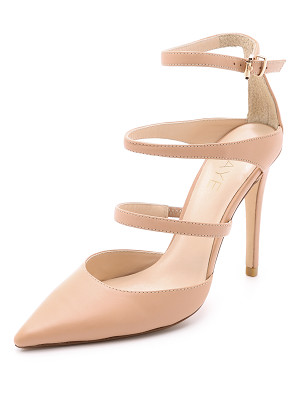 RAYE Carrie Strappy Pumps