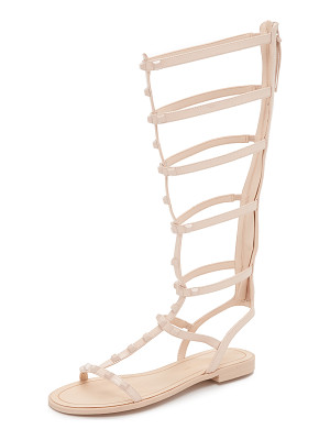 REBECCA MINKOFF Giselle Tall Studded Sandals