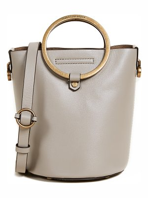 REBECCA MINKOFF Ring Bucket Bag