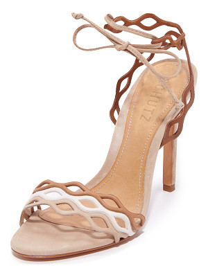 SCHUTZ Jaffy Wrap Sandals