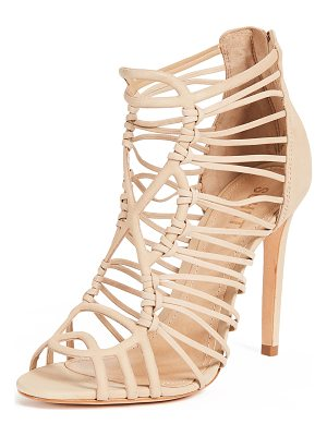 Schutz naama caged sandals