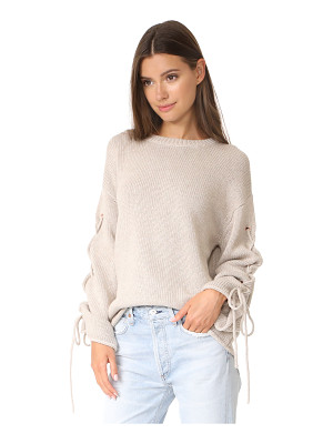 SEE BY CHLOE Tie Sleeve Sweater