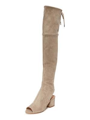 SIGERSON MORRISON Mason Over The Knee Open Toe Boots