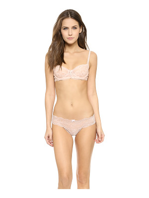Skarlett Blue minx unlined balconette