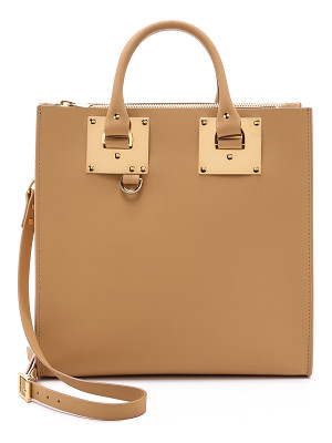 SOPHIE HULME Large Square Tote