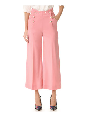 TEMPERLEY LONDON Opus Wide Leg Trousers
