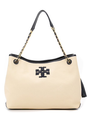 TORY BURCH Thea Canvas Slouchy Tote