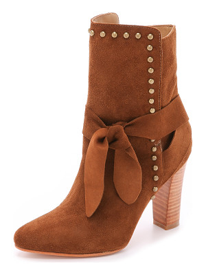 ULLA JOHNSON Aggie Suede Booties