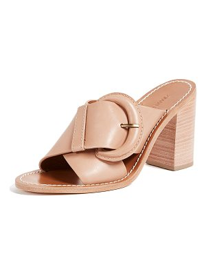 ZIMMERMANN Buckled Mules
